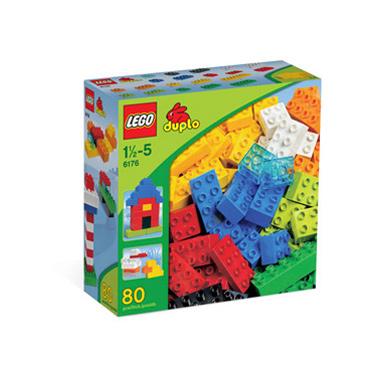 LEGO DUPLO basisstenen deluxe 6176