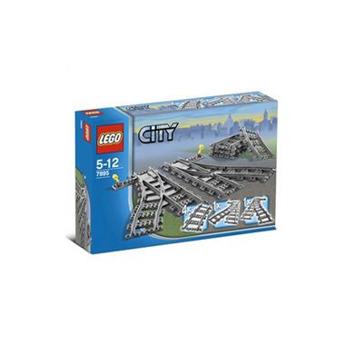 LEGO City treinwissels 7895