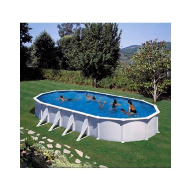 Zwembad Atlantis ovaal 1000 x 550