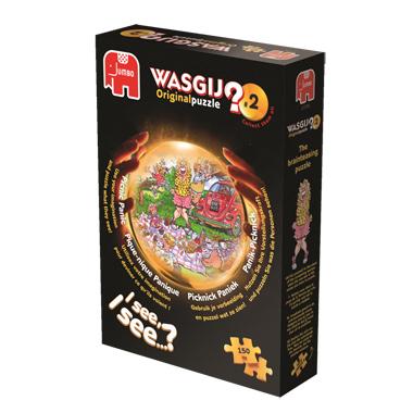 150 Stuks Wasgij Puzzel Original 2