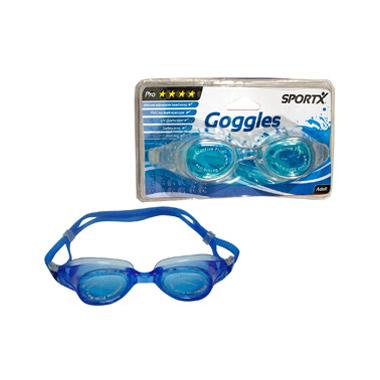 Sportx Adult zwembril Pro