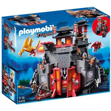 PLAYMOBIL Dragons groot drakenkasteel 5479