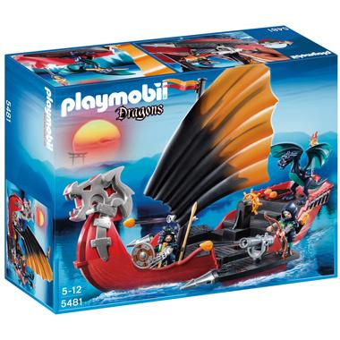 PLAYMOBIL Dragons drakenslagschip 5481