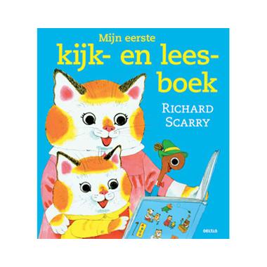 Mijn eerste kijk- en leesboek - R. Scarry