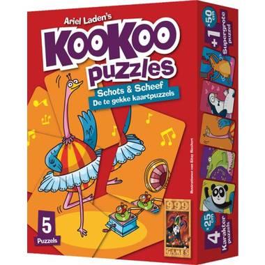 Kookoo puzzles: Dansen