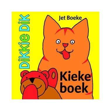 Dikkie Dik Kiekeboek - J. Boeke