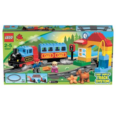 LEGO DUPLO mijn eerste treinset 10507