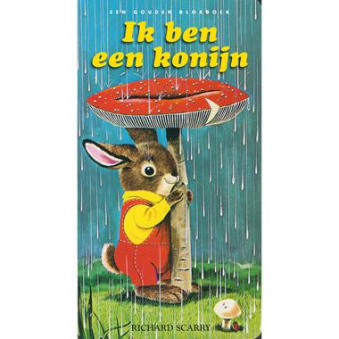 Ik ben een konijn - R. Scarry