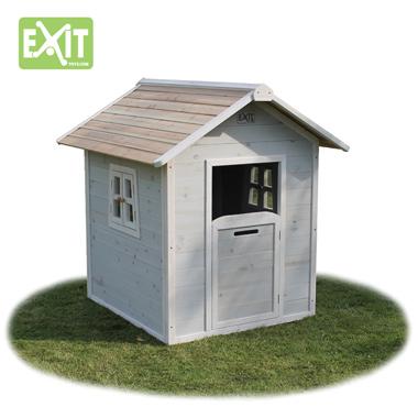 EXIT speelhuis Beach 100 - grijs