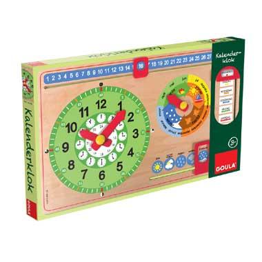 Goula kalenderklok