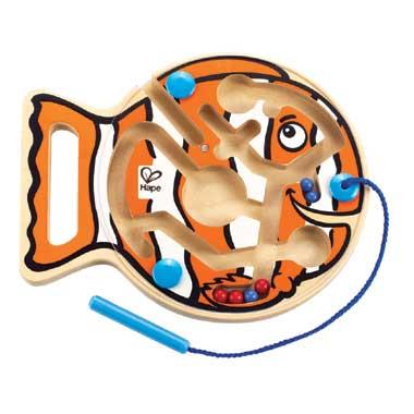 Go-Fish-Go magneetspel