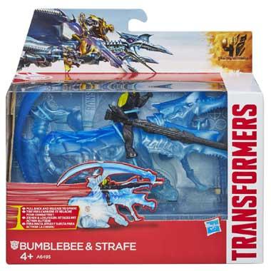 Transformers Bumblebee en Strave