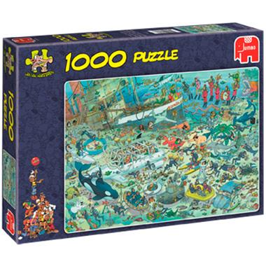 1000 Stuks Puzzel JVH Onderwaterwereld