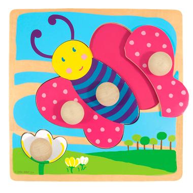 Vlinder Puzzel