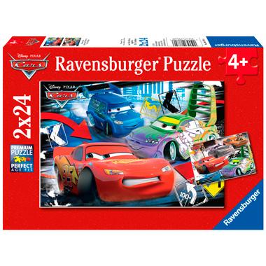 Ravensburger Disney Cars puzzelset - 2x24 stukjes