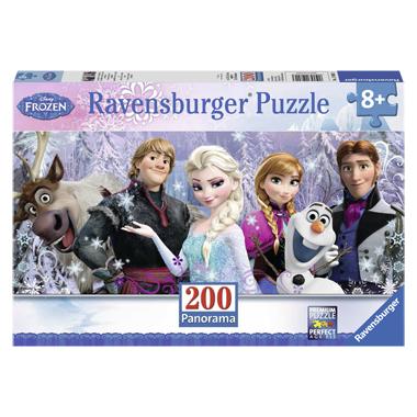 200XXL Frozen Panorama Ravenburger Puzzel
