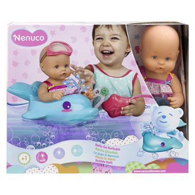 Nenuco bubbelbad