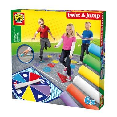 SES Twist & Jump stoepkrijt