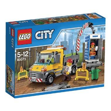LEGO City dienstwagen 60073