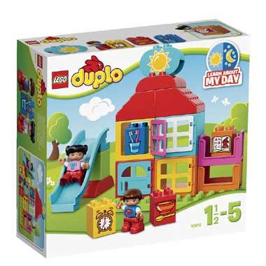 LEGO DUPLO mijn eerste speelhuis 10616