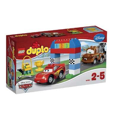 LEGO DUPLO Disney Cars: klassieke race 10600
