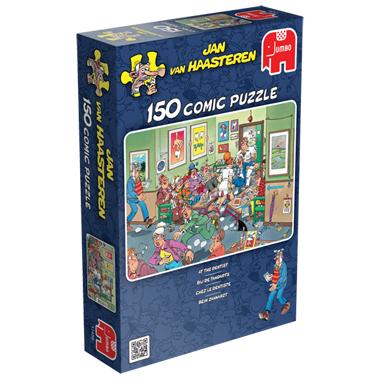 150 Stuks Puzzel Jan Van Haasteren Tandarts