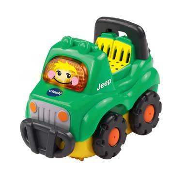 Toet Toet Auto's Jimmy Jeep