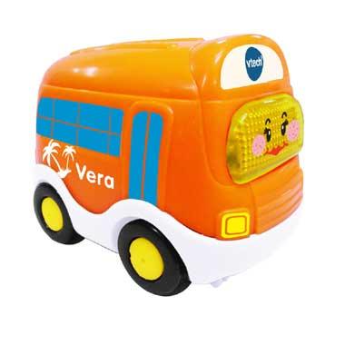 Toet Toet Auto's Vera Vakantie Bus