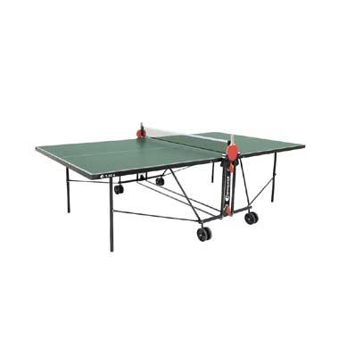 Sponeta S1-42e tafeltennistafel hobbyline compact groen