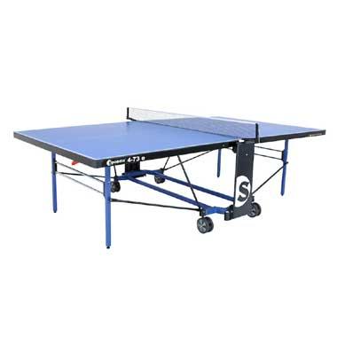 Sponeta S4-73e tafeltennistafel expertline compact plus blauw