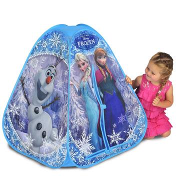 Disney Frozen pop-up tent