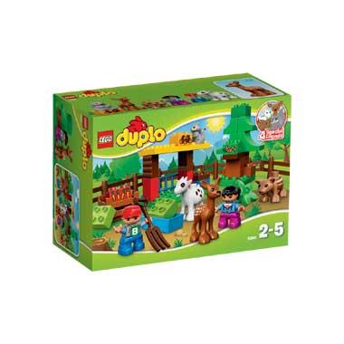LEGO DUPLO bosdieren 10582