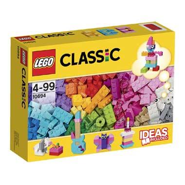 LEGO Classic creatieve felgekleurde aanvulset 10694