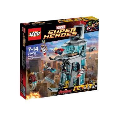 76038 Lego Super Heroes Aanval op de Avengers Toren