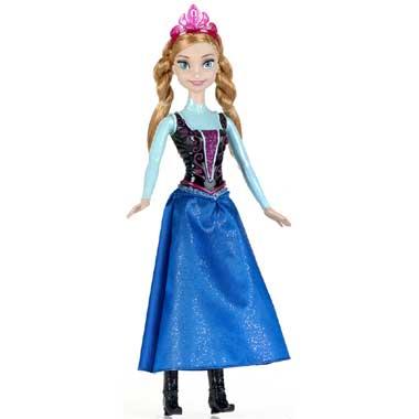 Disney Frozen prinses Anna pop 30 cm