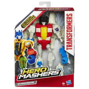 Hero Mashers Transformers Starscream