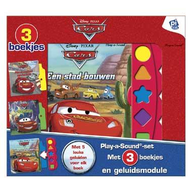 Disney Cars kartonboeken - 3 stuks