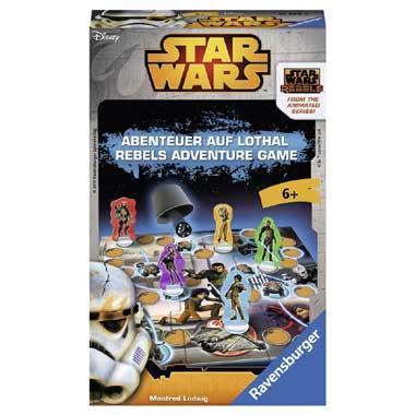 Ravensburger Star Wars Rebels Adventure Dobbelspel