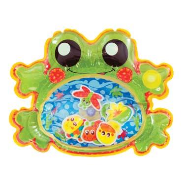 Playgro kikker watermat