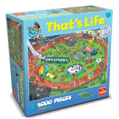 That's Life puzzel sport - 1000 stukjes