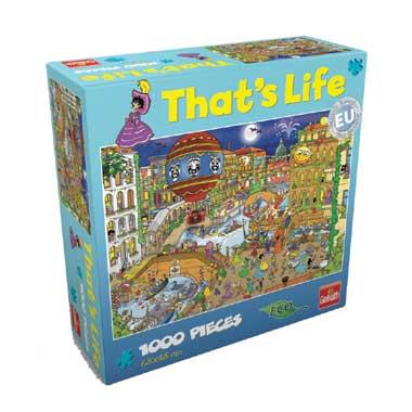 That's Life puzzel Venetië - 1000 stukjes