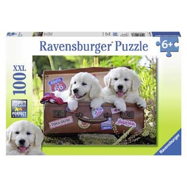 Ravensburger Even op adem komen puzzel 100 stukjes