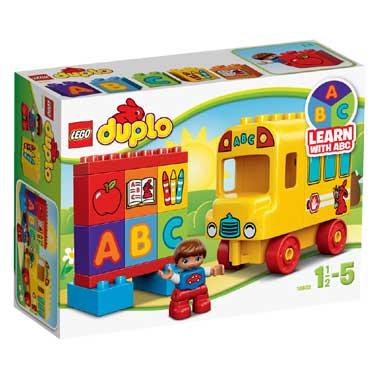 LEGO DUPLO mijn eerste bus 10603