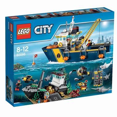 LEGO City diepzee onderzoeksschip 60095
