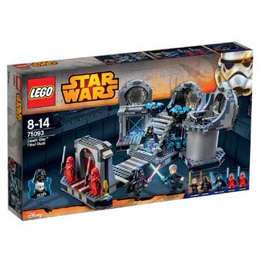 LEGO Star Wars Death Star beslissend duel 75093
