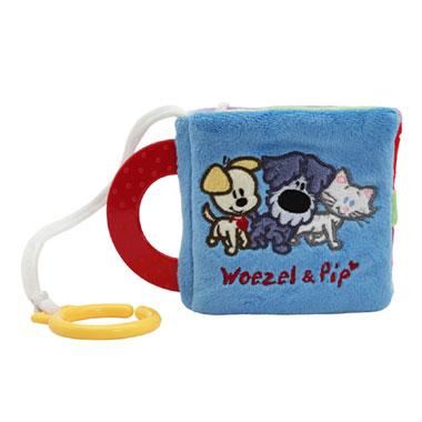 Woezel & Pip buggyboekje