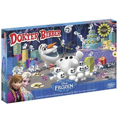 Disney Frozen Dokter Bibber
