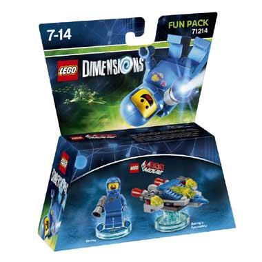 LEGO Dimensions Benny Fun Pack