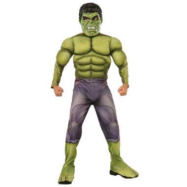 Age of Ultron Hulk kostuum - maat 116/128