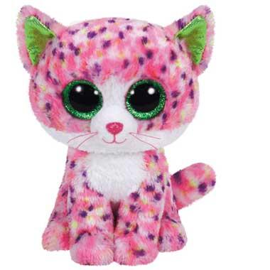 Ty Beanie Boo knuffel Sophie - 15 cm